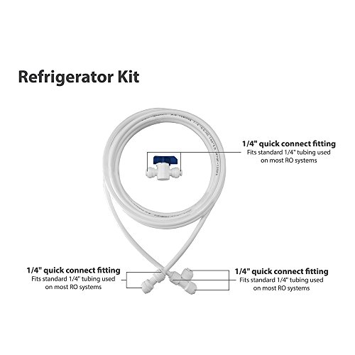 PureSec Connect KIT01 Refrigerator System