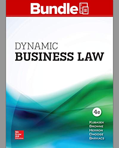 GEN COMBO LL DYNAMIC BUSINESS LAW; CONNECT ACCESS CARD