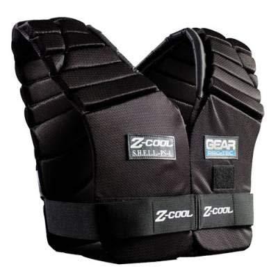 Gear Pro-Tec Z-Cool Walk-Thru/Injury Vest, 2X-Large by Gear Pro-Tec