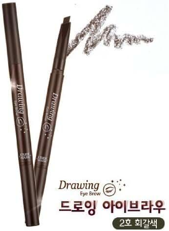 Etude House Drawing Eye Brow #2 grey brown
