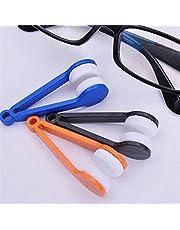 Mini Bril Brush Cleaning Tool, 5PCS Zonnebril Bril Microfiber Glass Glazen Cleaner Brush Tool