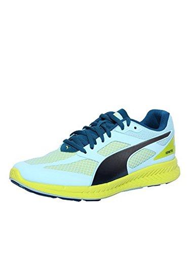 Puma Ignite Mesh WNS - Zapatillas de Running Para Mujer azul - Blau (clearwater-poseidon-sulphur spring 02)