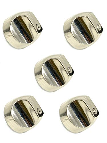 WB03T10329 WB03X32194 Cooktop Range Burner Knob Replacement for GE Cafe WB03T10329, WB03X25889, WB03X32194, AP5985157, 4920893 (5 Pack) reviews