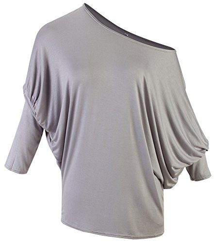 UGET Womens Batwing Sleeve Off Shoulder product image