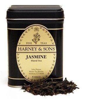 4 Ounce Sampler - Jasmine, Loose tea in 4 Ounce tin