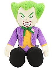 "Animal Adventure 52686 DC Comics Justice League Joker Plush | 21"" Collectible Plush Joker 