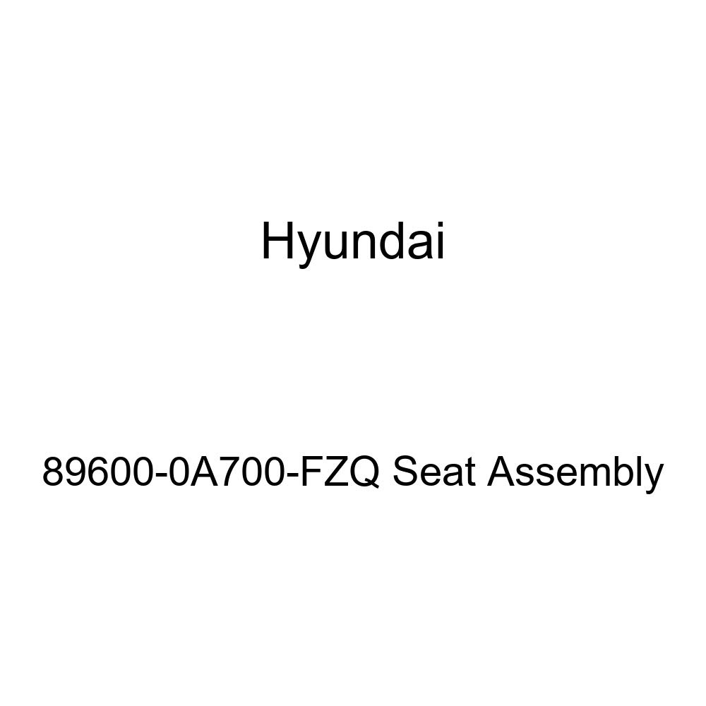Genuine Hyundai 89600-0A700-FZQ Seat Assembly