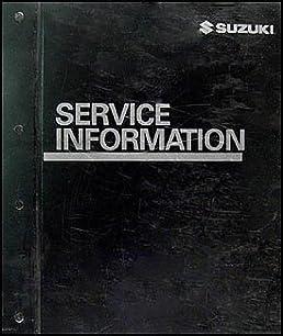 2005 suzuki verona repair shop manual original suzuki amazon com rh amazon com 2004 suzuki verona repair manual 2005 suzuki verona repair manual
