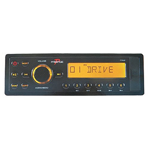 New AM FM Weather Band Radio Made to fit Kubota Tractor & Combine Models