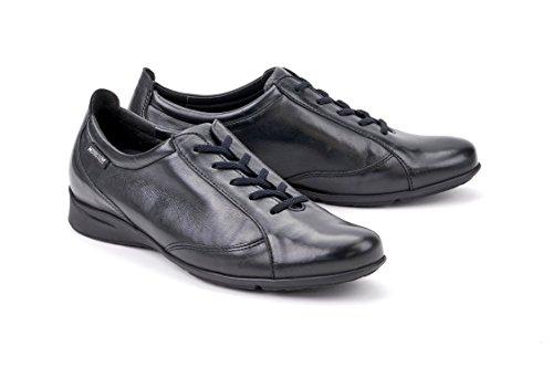 Mephisto Womens Lace - Mephisto Valentina Lace Shoe for Women Black Leather (6.5(UK) 9(US))