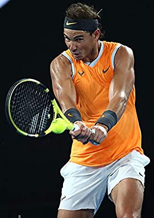 Amazon.co.jp: ラファエル ナダル ポスター 42x30cm テニス 選手 ...