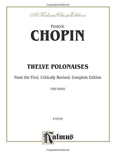 Polonaises (Kalmus Edition)