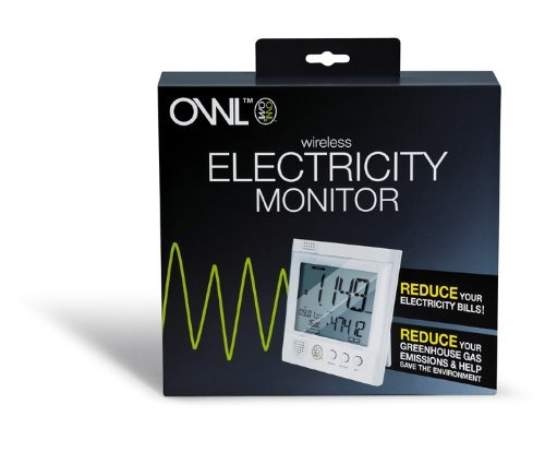 Review Owl Wireless Electricity Monitor