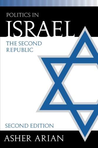 Politics in Israel: The Second Republic