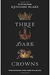 Three Dark Crowns Paperback