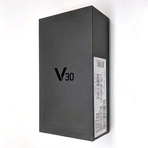 LG V30 H932 Dual Camera 4G LTE 64GB Silver (T-Mobile) (Lg Phones Boost 4g Mobile)