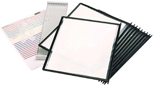 MasterView Catalog Rack Retrofit Kit, Gray (MATMVRF12) Retrofit Frame