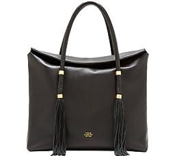 Vince Camuto Dessa Small Tote Bag, Black, One Size