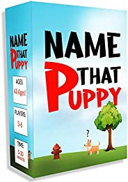 Name That Puppy - A Dog Game for Kids Who Love Animals - This Super Silly Game is Pawsome Fun for The Whole Fa