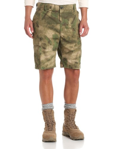 Poly Bdu Shorts - 4