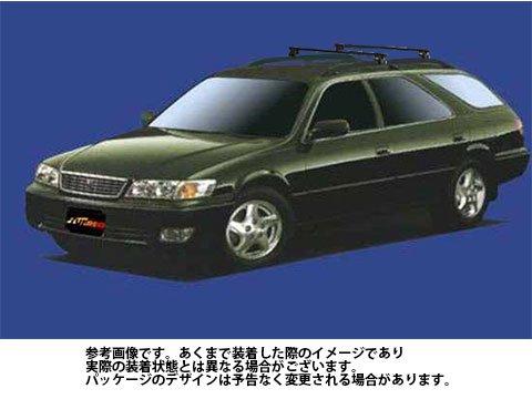 システムキャリア マークIIワゴンクオリス 型式 MCV20W MCV21W MCV25W ベースキャリア ベースキット 1台分 VB6 FRA1 B01M70JZR7