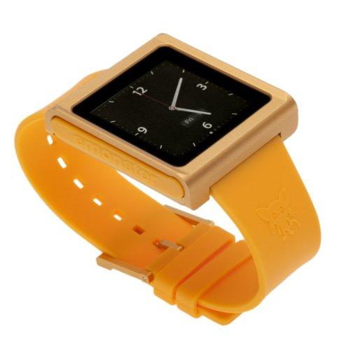 nanox-apple-ipod-nano-watch-conversion-kit-orange-case-orange-strap
