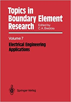 Book Electrical Engineering Applications (Topics in Boundary Element Research)
