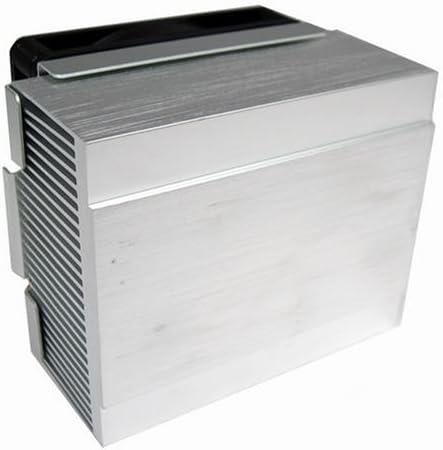 Cables Unlimited Evercool FAN-P4-S478-2 Pentium 4 Socket 478 CPU Cooler