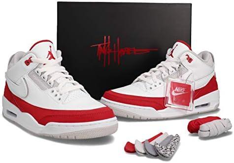 エアジョーダン 3 レトロ TH SP メンズ バスケットボール シューズ Air Jordan 3 Retro TH SP Tinker Hatfield CJ0939-100 [並行輸入品]