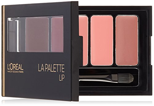 L'Oreal Paris Cosmetics Colour Riche La Palette Lip, Nude, 0.15 Ounce - Loreal Endless Lip Color Lipstick
