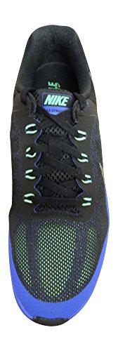 new arrival f5978 f39d4 ... Nike Air Max Dynasty 2 Noir  Métallique Cool Gris  Paramount Bleu  Hommes Chaussures De
