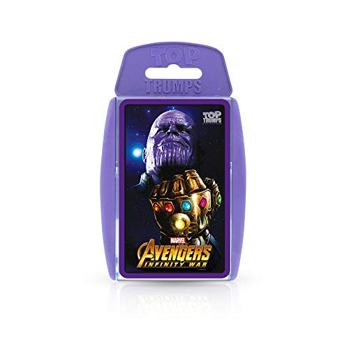 (Top Trumps Marvel Card Game)