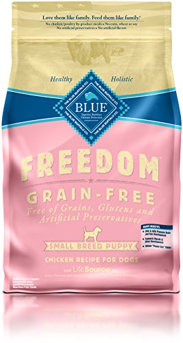 BLUE Freedom Puppy Grain Free Chicken