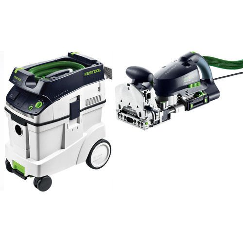 Festool DF 700 Domino XL + CT 48 Dust Extractor Package by Festool