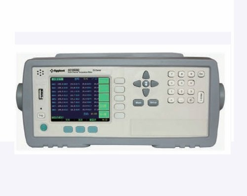 Applent AT4516 16 Channels Temperature Recorder Meter for Industry with LCD Display Thermocouple Data Logger -200 1300