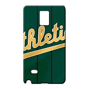 samsung note 4 Heavy-duty New Arrival Hot Style phone carrying cases oakland athletics mlb baseball
