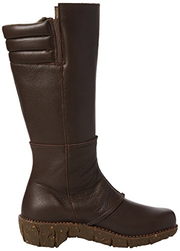 Donna Grain Naturalista El Stivali Marrone Ng54 Soft Brown Yggdrasil 7HqxRAv