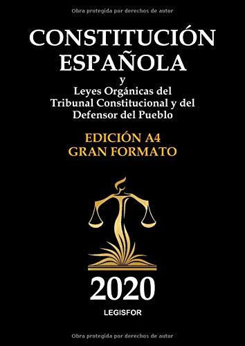Constitución Española y Leyes Orgánicas del Tribunal ...