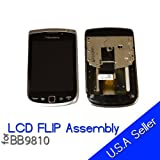LCD & Digitizer Assembly 001/111 for BlackBerry Torch 9810