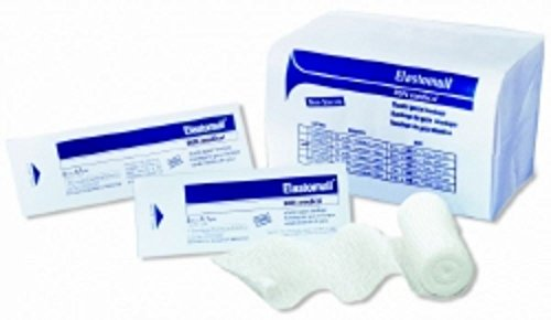 "UPC 637390825823, BSN Gauze Bandage Elastomull 4"" X 4.1 Yard (#02071001, Sold Per Box)"