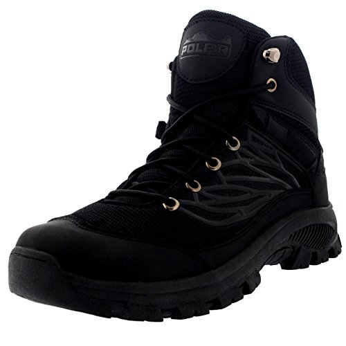 Polar-Mens-Waterproof-Rambling-Hiking-Walking-Winter-Outdoor-Trail-Ankle-Boot