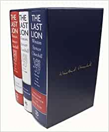 The Last Lion Box Set