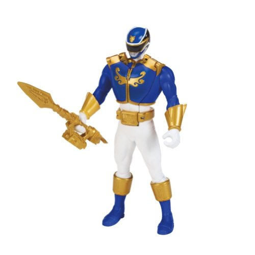 Power Rangers Megaforce Ultra Morphin Blue Ranger