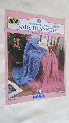 nomis-volume-63-reversible-very-easy-to-knit-baby-blankets-for-crib-cradle-carriage-paperback-1992