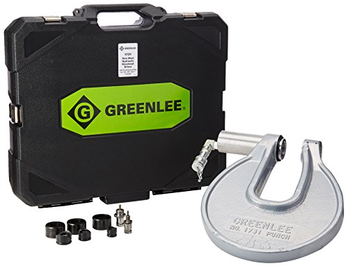 Greenlee 1731 Knockout Punch Driver Kit