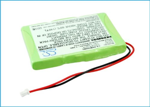 Nimh Power Hi Battery (Battery for Digital Ally DVM-RMT)