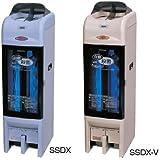スリッパ殺菌ディスペンサー スリッパ用 脱臭、除菌、殺菌機 ベージュ /SSDX-V