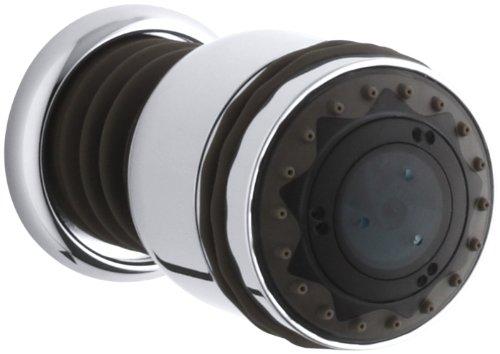 KOHLER K-8509-CP MasterShower Three-Way Bodyspray, Polished Chrome