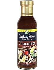 Walden Farms Zero Calorie Chocolate Syrup 12 Ounce