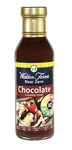 (Walden Farms, Chocolate Syrup, Fat Free, 12 oz)